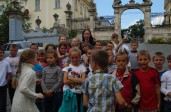 Екскурсія учнів початкових класів