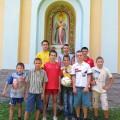 Футбольна команда св. Миколая
