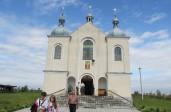 Храм свв. Володимира і Ольги с. Зозулі
