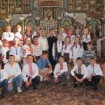 Дитячий хор храму св. Миколая