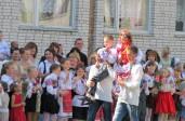 1 вересня 2012 школа Глиняни