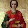 святий великомученик та цілитель Пантелеймон
