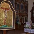 Копія ікони Розп'яття Христового м. Глиняни